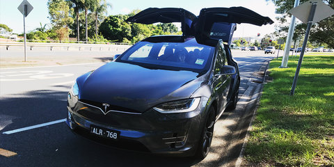 2017 Tesla Model X review: First drive