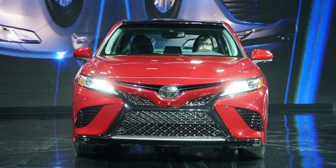 2018 Toyota Camry to feature Linux-based infotainment system in the US