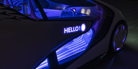 Toyota Concept-i: Self-driving vehicle with AI assistant debuts at CES