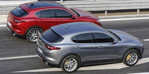 2018 Alfa Romeo Stelvio: Australian launch confirmed for early next year