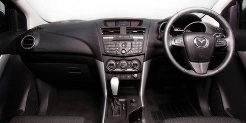 2011-2012 Mazda BT-50 recalled for transmission fix