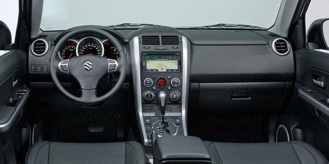 2008-13 Suzuki Grand Vitara recalled for gear shift fix - UPDATE