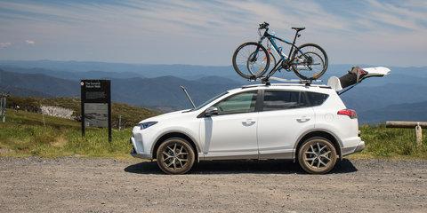 2017 Toyota RAV4 GXL long-term review four