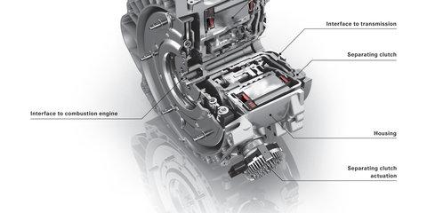 Meet ZF and Porsche's new eight-speed DCT