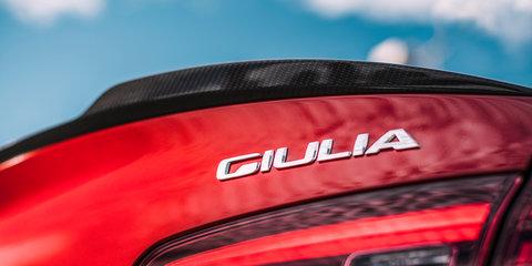 Alfa Romeo Giulia coupe set for Geneva debut