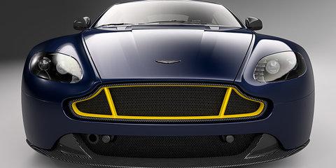 2017 Aston Martin Vantage Redbull Edition revealed