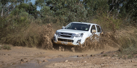 2017 Isuzu D-MAX LS-M review