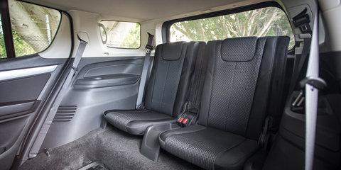 2018 Holden Trailblazer LTZ v Isuzu MU-X LS-U comparison