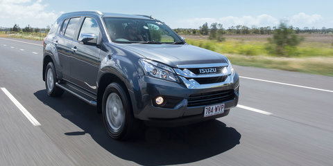 2016.5 Isuzu MU-X pricing and specs: D-Max twin gets engine upgrade, more features