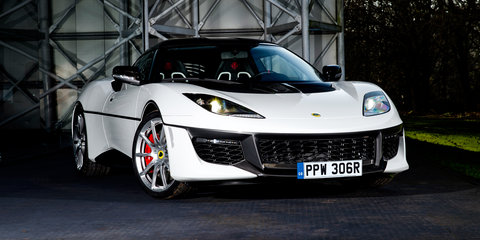 2017 Lotus Evora Sport 410: one-off special remembers iconic James Bond Esprit S1