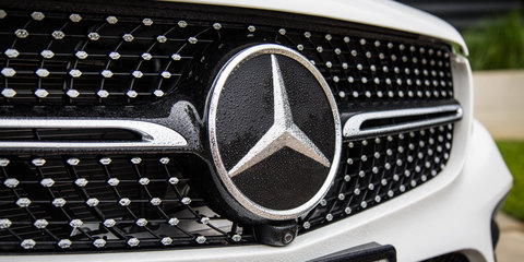 Mercedes-Benz recalls 774,000 European vehicles for emissions defeat devices