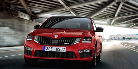 2017 Skoda Octavia RS245 revealed, Australia on the cards