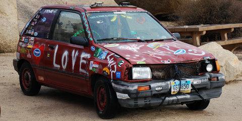 Naughty car names: Happy Valentine's Day