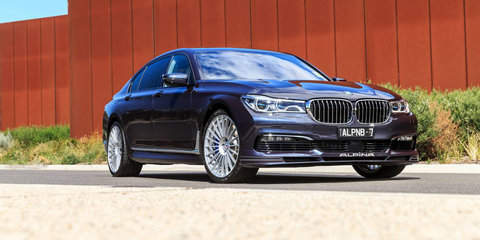 Alpina B7 Bi-Turbo beast arrives in Australia