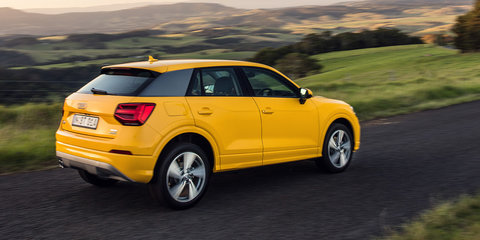 Audi sticking by Q2 pricing strategy
