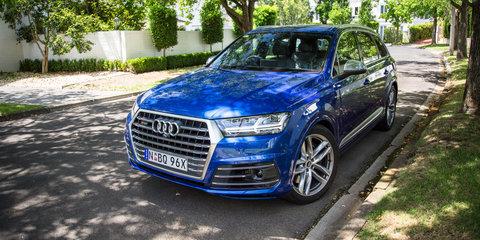 2017 Audi SQ7 review