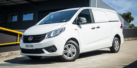 2017 LDV G10 diesel manual review