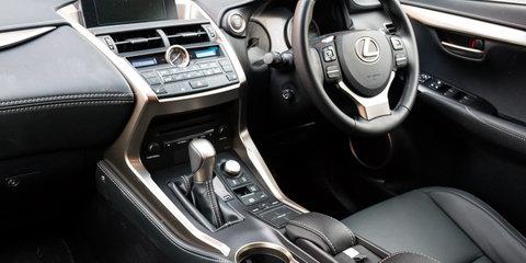 2018 Lexus NX revealed: Australian debut next year, 200t badge dropped