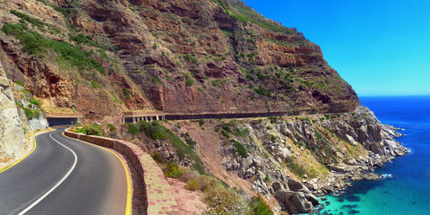 World's greatest driving roads: Western Cape, South Africa