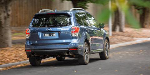 Volkswagen Tiguan 162TSI Highline R-Line v Subaru Forester XT Premium comparison