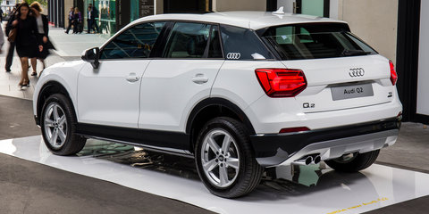 2017 Audi Q2 pricing and specs: Launch Edition opens baby SUV line-up