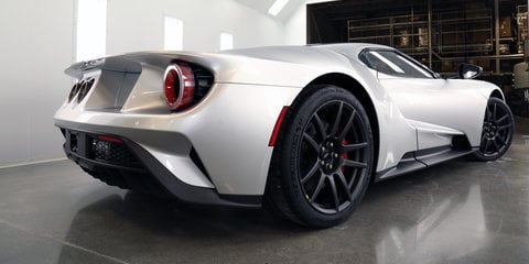 Ford GT Competition Series confirmed