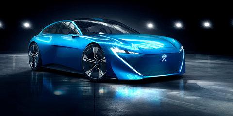 Peugeot Instinct concept revealed