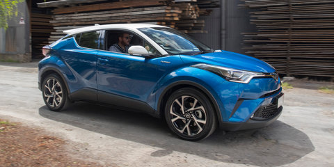 Toyota C-HR could appeal to coupe buyers