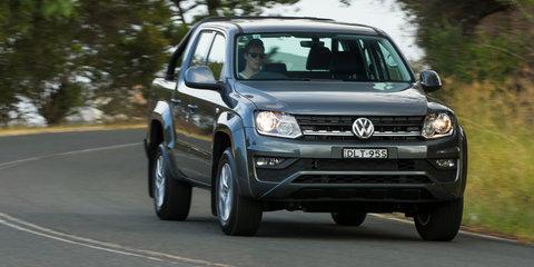 2017 Volkswagen Amarok pricing and specs