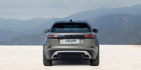 2018 Range Rover Velar goes official, Australian pricing revealed