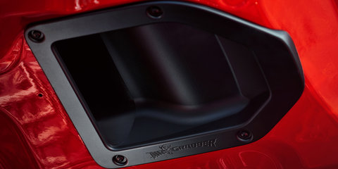 "That sucks: Dodge Demon gets massive ""Air Grabber"" bonnet scoop"