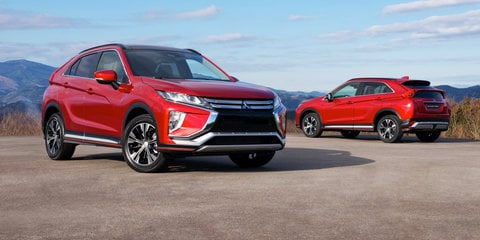 Mitsubishi Eclipse Cross diesel not on the radar for Australia