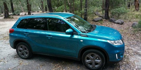 2016 Suzuki Vitara Rt-s Review Review