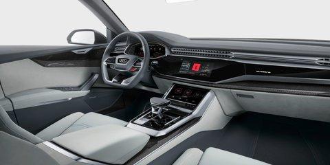 Audi RS Q8: 457kW SUV concept bound for Geneva – report