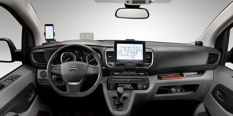 Citroen Dispatch XL unveiled