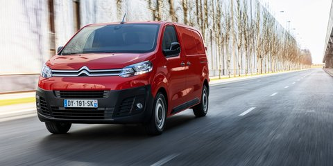 Citroen Dispatch van confirmed, Peugeot cans van plans