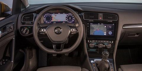 Volkswagen Golf update, Australian details