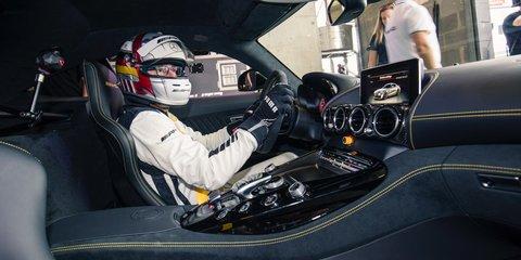 Mercedes-AMG GT R smashes Bathurst lap record by nine seconds