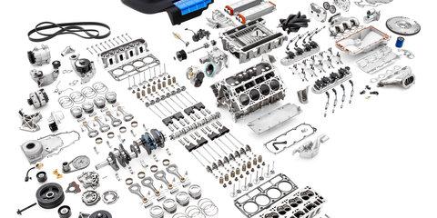 "HSV GTSR W1 v Chevrolet Corvette ZR1: ""I think we'd push it"""