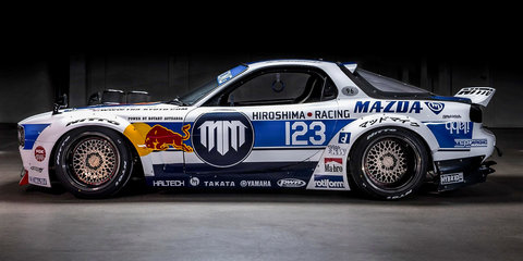 'Mad' Mike's original MadBul RX-7 gets old-school facelift