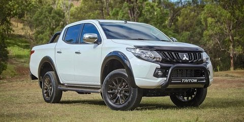 Mitsubishi UK adds special edition Triton as part of Special Vehicle Projects business