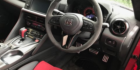 Nissan GT-R Nismo: a special car available from specially selected dealers only