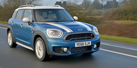 2017 Mini Countryman pricing and specs