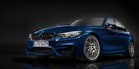 2017 BMW M3 'facelift facelift' heading to Geneva