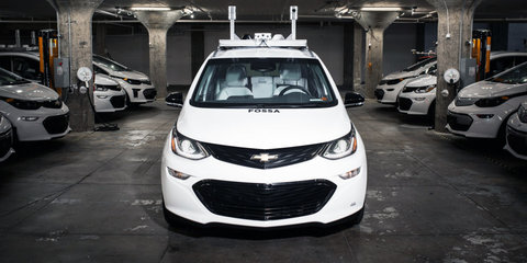 GM, Lyft to test thousands of autonomous Chevrolet Bolts in 2018 - report
