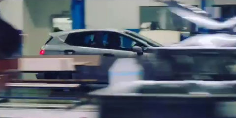 2018 Ford Fiesta ST teased ahead of debut later this week