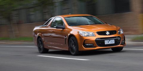 2017 Holden Ute SS V Redline review