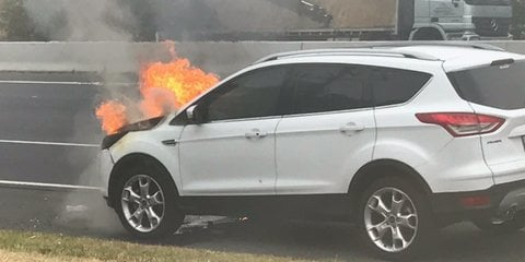 Ford Kuga 1.6 finally recalled over engine fires, Fiesta ST also affected