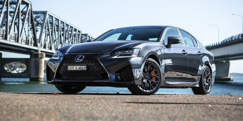 2014-17 Lexus GS F, LC500, RC F recalled for fuel pump fix