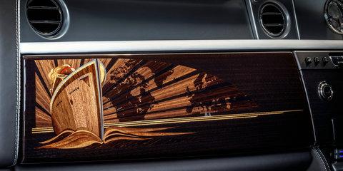 Last Rolls-Royce Phantom VII rolls off the line, replacement not due until 2018